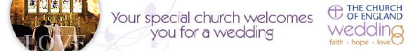 Link to the Your Church Wedding website